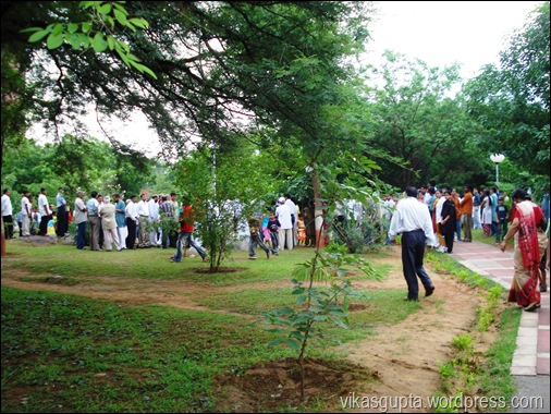 JNU flag hoisting JNU campus photos