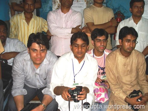 Pakistani students in JNU campus, Indo-Pak friendship,